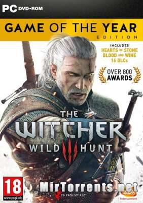 The Witcher 3 Wild Hunt Game of the Year Edition (2015) PC