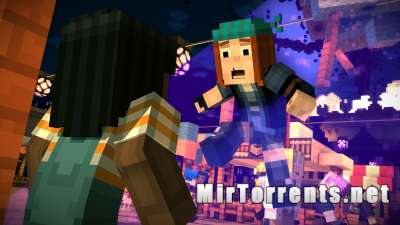 Minecraft Story Mode A Telltale Games Series. Episode 1-8 (2016) PC