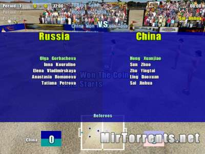 Babes and Balls Xtreme Beach Soccer and Volleyball / Волейбол ХХХ (2003) PC