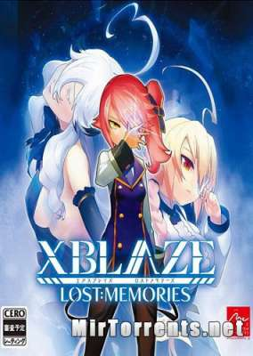 XBLAZE Lost Memories (2016) PC