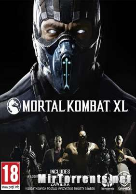 Mortal Kombat XL Premium Edition (2016) PC