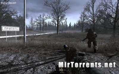 Скачать игру call of duty modern warfare 4 2007 через торрент