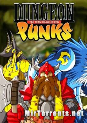 Dungeon Punks (2016) PC