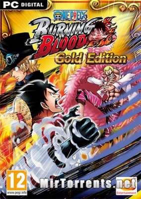 One Piece Burning Blood (2016) PC