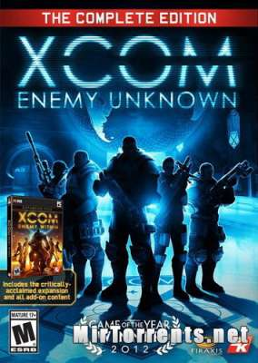 XCOM Enemy Unknown The Complete Edition (2012) PC