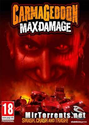 Carmageddon Max Damage (2016) PC