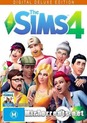 The Sims 4 Deluxe Edition (2014) PC