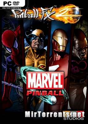 Pinball FX2 Marvel's Women of Power (2016) PC