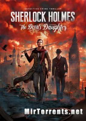 Sherlock Holmes The Devils Daughter (2016) PC