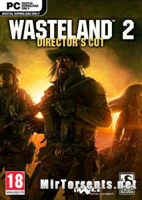 Wasteland 2 Directors Cut (2015) PC