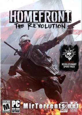 Homefront The Revolution Freedom Fighter Bundle (2016) PC