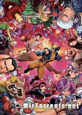 Ultimate Marvel vs. Capcom 3 (2017) PC