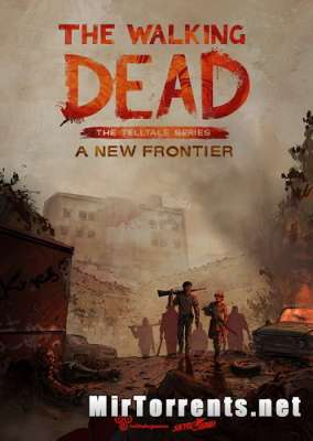 The Walking Dead A New Frontier (2016) PC