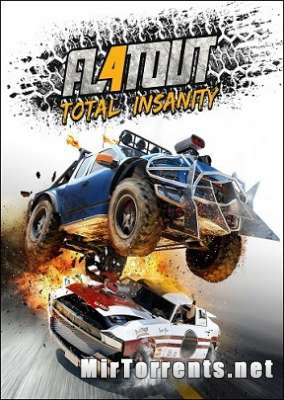 FlatOut 4 Total Insanity (2017) PC