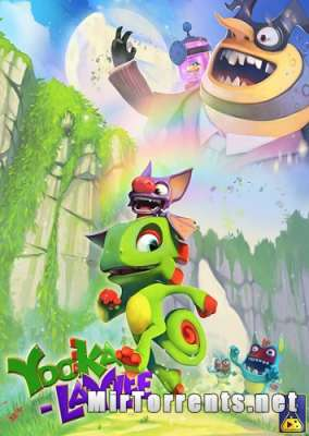 Yooka-Laylee Digital Deluxe Edition (2017) PC