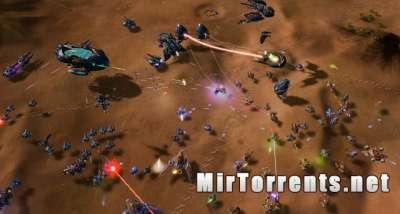 Ashes of the Singularity Escalation Inception (2017) PC