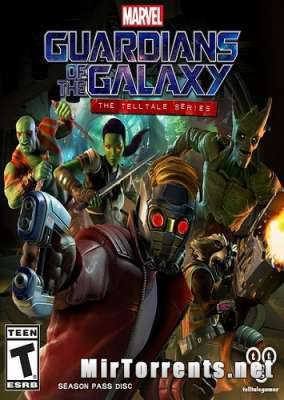 Marvels Guardians of the Galaxy The Telltale Series (2017) PC