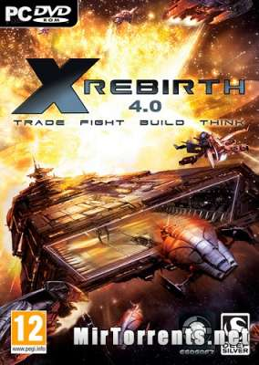 X Rebirth Collectors Edition (2013) PC