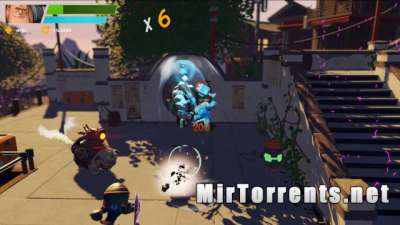 ZHEROS The Forgotten Land (2017) PC