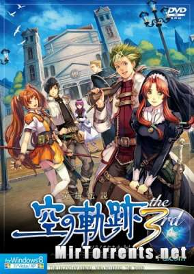 The Legend of Heroes Trails in the Sky the 3rd (2017) PC