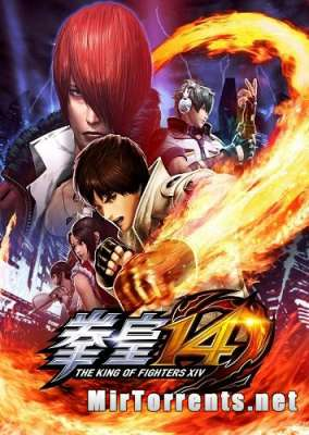 THE KING OF FIGHTERS XIV STEAM EDITION (2017) PC