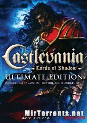 Castlevania Lords of Shadow Ultimate Edition (2013) PC