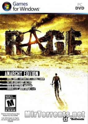 Rage Anarchy Edition (2011) PC