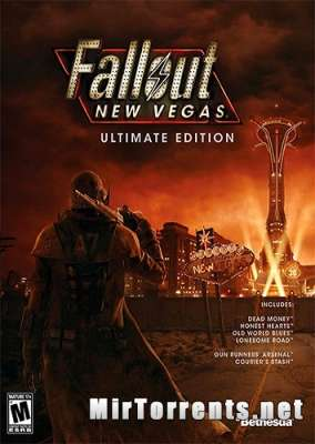 Fallout New Vegas Ultimate Edition (2012) PC