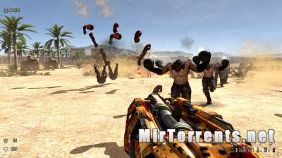 Serious Sam 3 BFE / Крутой Сэм 3 BFE (2011) PC
