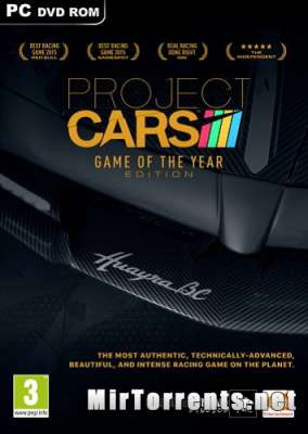 Project CARS Game of the Year Edition (2015) PC
