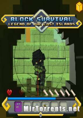 Block Survival Legend of the Lost Islands (2017) PC