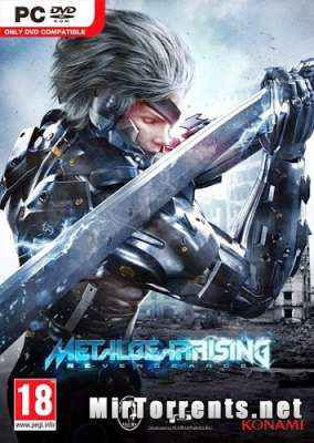 Metal Gear Rising Revengeance (2014) PC