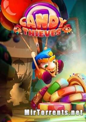 Candy Thieves Tale of Gnomes / Конфетные воры (2016) PC
