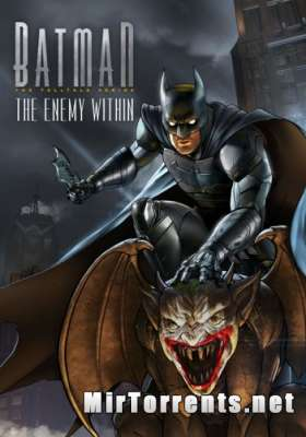 Batman The Enemy Within (2017) PC