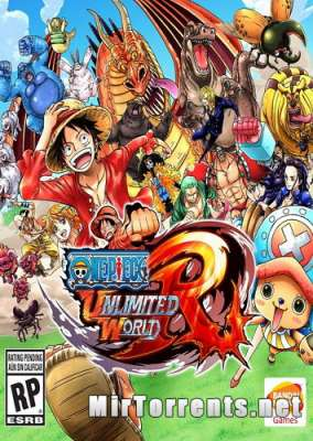 One Piece Unlimited World Red Deluxe Edition (2017) PC