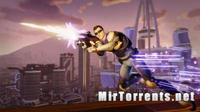 Agents of Mayhem (2017) PC