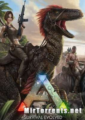 ARK Survival Evolved (2017) PC