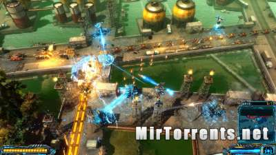 X-Morph Defense (2017) PC