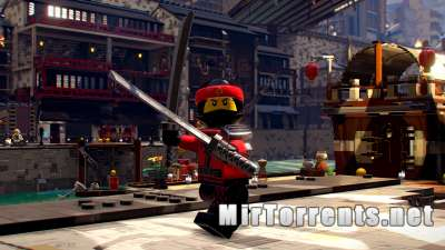 The LEGO NINJAGO Movie Video Game (2017) PC