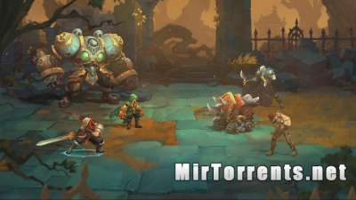 Battle Chasers Nightwar (2017) PC