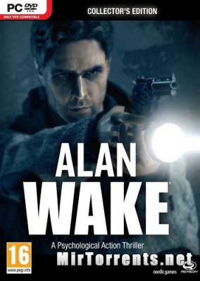 Alan Wake Franchise Collectors Edition (2012) PC