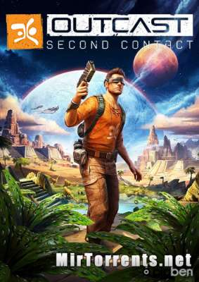 Outcast Second Contact (2017) PC