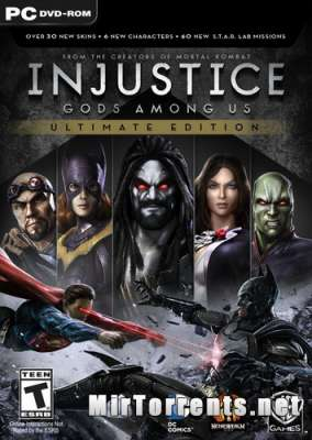 Injustice Gods Among Us Ultimate Edition (2013) PC