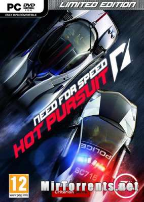 Need for Speed Hot Pursuit Limited Edition (2010) PC