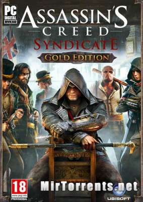 Assassins Creed Syndicate Gold Edition (2015) PC