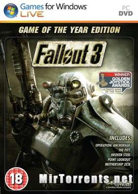 Fallout 3 Game of the Year Edition (2009) PC