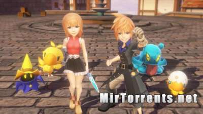WORLD OF FINAL FANTASY (2017) PC