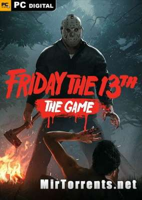 Friday the 13th The Game (2017) PC