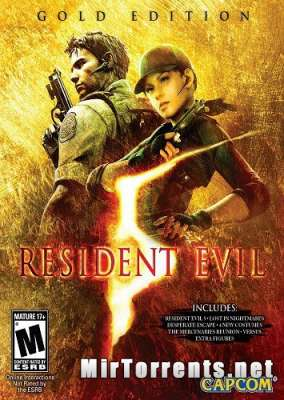 Resident Evil 5 Gold Edition (2015) PC