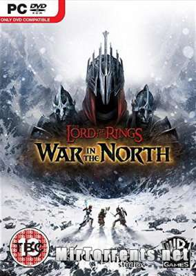 Lord Of The Rings War In The North (2011) PC